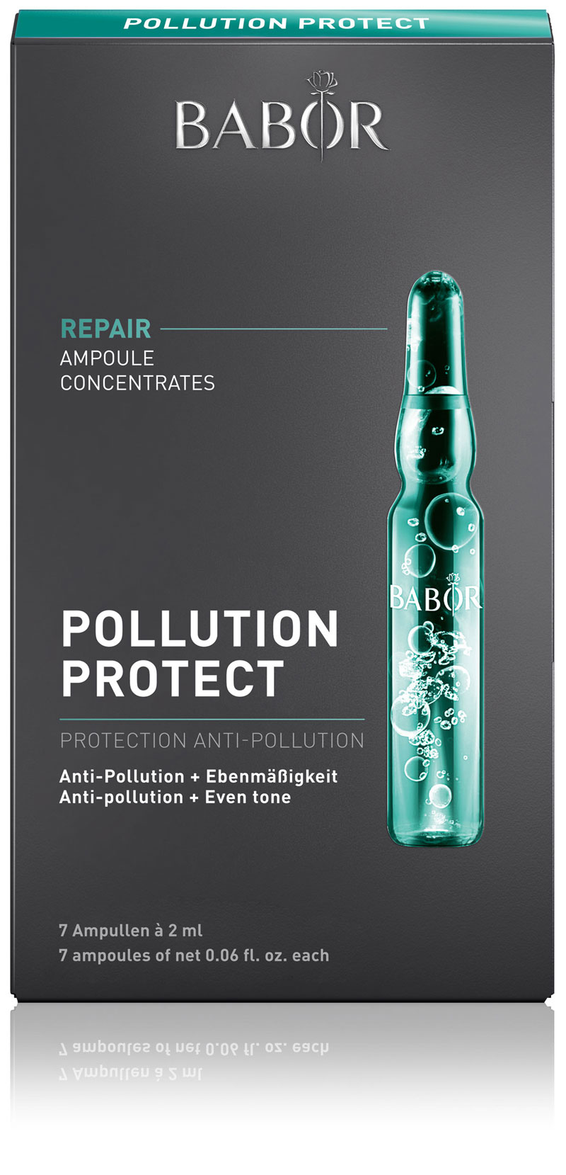 2019 Ampullen Neuheiten Pollution Protect